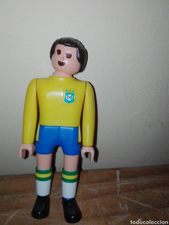 AIRGAM BOYS FUTBOLISTA BRASIL (Juguetes - Figuras de Acción - Airgam Boys)