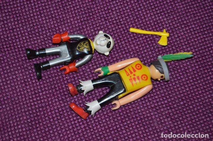 Airgam Boys: LOTE DE 4 MUÑECOS AIRGAMBOYS - AIRGAM - MADE IN SPAIN - MIRA LAS FOTOS - HAZ OFERTA - Foto 2 - 102732651