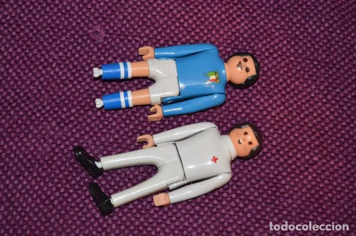 Airgam Boys: LOTE DE 4 MUÑECOS AIRGAMBOYS - AIRGAM - MADE IN SPAIN - MIRA LAS FOTOS - HAZ OFERTA - Foto 4 - 102732651