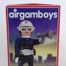 Airgam Boys: POLICIA DE AIRGAMBOYS. Lote 103439823