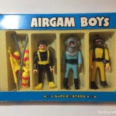 Airgam Boys: CAJA AIRGAMBOYS 1 . Lote 104033155