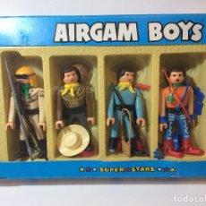 Airgam Boys: CAJA AIRGAMBOYS 2. Lote 104033207