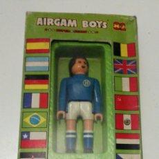 Airgam Boys: AIRGAM BOYS AIRGAMBOYS MUNDIAL 82 SUPER STARS JUGADOR FUTBOLISTA HONDURAS. NUEVO SIN ABRIR.. Lote 107047615