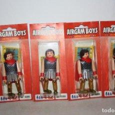 Airgam Boys: ANTIGUO A ESTRENAR AIRGAM BOYS ROMANOS.. Lote 108607847