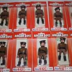 Airgam Boys: ANTIGUO A ESTRENAR LOTE DE AIRGAM BOYS.. Lote 108833951