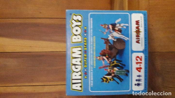 Airgam Boys: Airgam boys 612 serie romanos con carro y ballesta - Foto 2 - 109472631