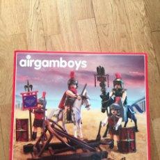 Airgam Boys: AIRGAMBOYS CATAPULTA ROMANA CAJA SIN ABRI. Lote 109527760