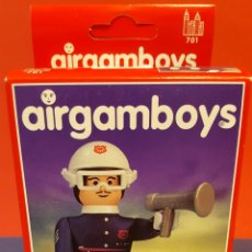 Airgam Boys: AIRGAMBOYS POLICIA. Lote 110092484
