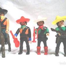 Airgam Boys: LOTE AIRGAM BOYS SERIE OESTE PANCHO VILLA MEJICANOS. Lote 112117323