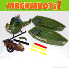 Airgam Boys: AIRGAM BOYS AIRGAMBOYS ¡¡¡LOTAZO LIQUIDACION 33!!! . Lote 112144907