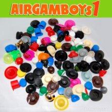 Airgam Boys: AIRGAM BOYS AIRGAMBOYS ¡¡¡LOTAZO LIQUIDACION 82!!! LOTAZO SOMBREROS Y GORROS. Lote 112717215