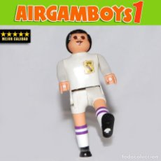 Airgam Boys: AIRGAM BOYS AIRGAMBOYS - SERIE FÚTBOL - REAL MADRID ¡¡¡MEJOR CALIDAD!!!. Lote 113097359