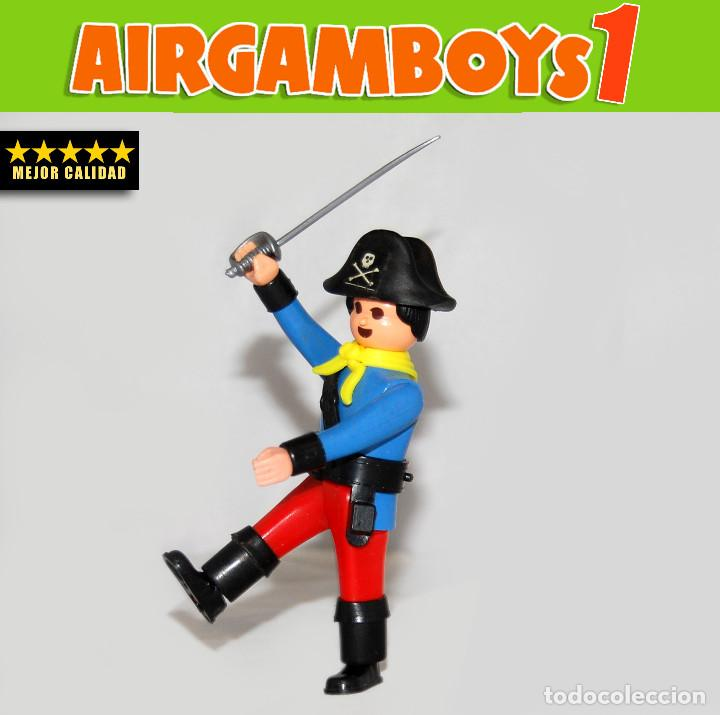 Airgam Boys: Airgam Boys Airgamboys - Pirata - Bucanero ¡¡¡MEJOR CALIDAD!!! - Foto 1 - 113099671
