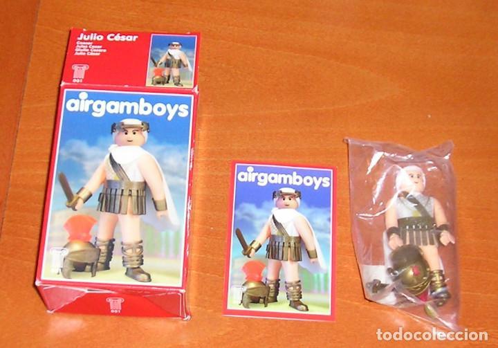 AIRGAMBOYS ROMANO REF. 001 (Juguetes - Figuras de Acción - Airgam Boys)
