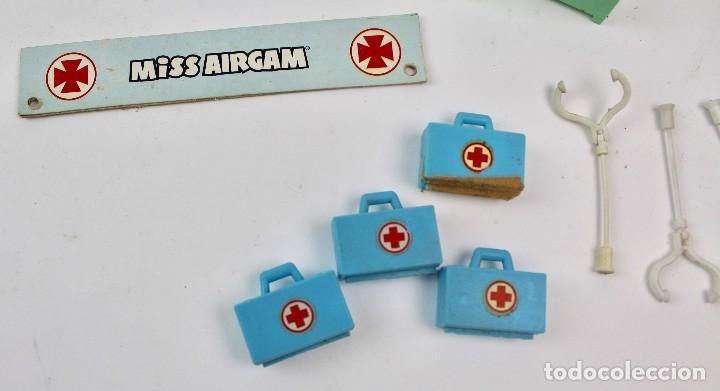 Airgam Boys: LOTE DE FIGURAS AIRGAM BOYS CON ACCESORIOS. - Foto 7 - 115480031
