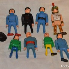 Airgam Boys: VINTAGE - LOTE DE 8 FIGURAS - AIRGAMBOYS Y OTROS - AIRGAM Y OTROS - MADE IN SPAIN - HAZME UNA OFERT. Lote 118300375