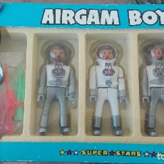 Airgam Boys: ANTIGUO AIRGAMBOYS AIRGAM BOYS ESPACIO SUPER STARS 407. Lote 118478599