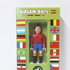 Airgam Boys: AIRGAM BOYS FUTBOLISTA . SELECCION ESPAÑOLA . AIRGAM REF 01 AÑO 1982 . COMPLETAMENTE ORIGINAL. Lote 122119127