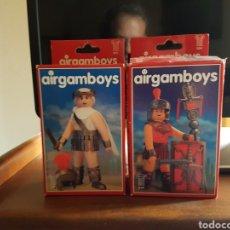 Airgam Boys: LOTE JULIO CESAR Y PRETORIANO AIRGAMBOYS. Lote 122253271