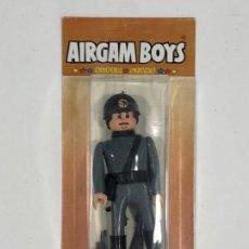 Airgam Boys: AIRGAMBOYS AIRGAM BOYS SARGENTO ALEMÁN. NUEVO EN BLISTER. Lote 127158643
