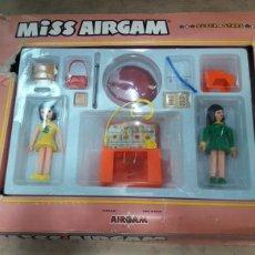 Airgam Boys: CAJA MISS AIRGAM SUPER STARS TELEFONISTAS. Lote 128333336