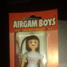 Airgam Boys: AIRGAM BOYS SUPER STARS NUEVA A ESTRENAR. EN SU BLISTER. Lote 129565679