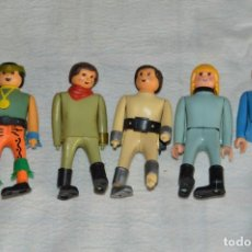 Airgam Boys: VINTAGE - LOTE DE 5 FIGURAS AIRGAMBOYS - AIRGAM - MADE IN SPAIN - HAZ OFERTA - ENVIO 24H. Lote 199305972
