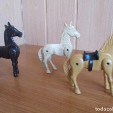 Airgam Boys: AIRGAM BOYS: LOTE DE 3 CABALLOS AIRGAMBOYS ANTIGUOS. Lote 130278010