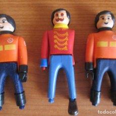 Airgam Boys: AIRGAM BOYS: LOTE DE 3 FIGURAS AIRGAMBOYS ANTIGUOS (INCOMPLETOS). Lote 130279314