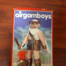 Airgam Boys: AIRGAMBOYS AIRGAM BOYS JULIO CESAR - ROMANO - REFERENCIA 001 ¡NUEVO A ESTRENAR!. Lote 26432616