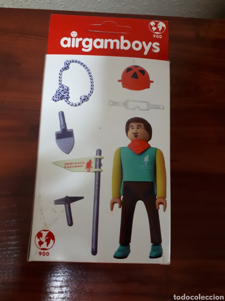 Airgam Boys: AIRGAMBOYS - AIRGAM BOYS - ESCALADOR - REFERENCIA 900 - NUEVO - Foto 2 - 78268121