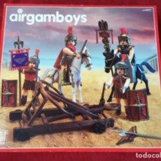 Airgam Boys: AIRGAMBOYS Y CATAPULTA ROMANA REF.008. Lote 132029730