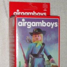 Airgam Boys: AIRGAM BOYS - AIRGAMBOYS - GENERAL CUSTER - REF. 400. Lote 132827646