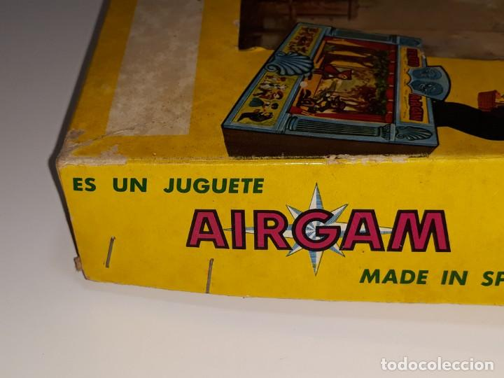 Airgam Boys: AIRGAM AIRGAMBOYS : ANTIGUA CAJA FIGURAS TEATRO AIRGAM - OBRA EL GATO CON BOTAS REF. 908 - AÑO 1969 - Foto 33 - 133038510