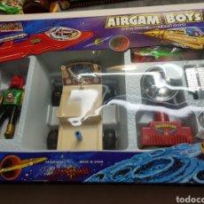 Airgam Boys: AIRGAM BOYS ESPACIO REF.00284 VEHÍCULO SIDERAL+PLANETA ROJO EN SU BLISTER. Lote 133151183