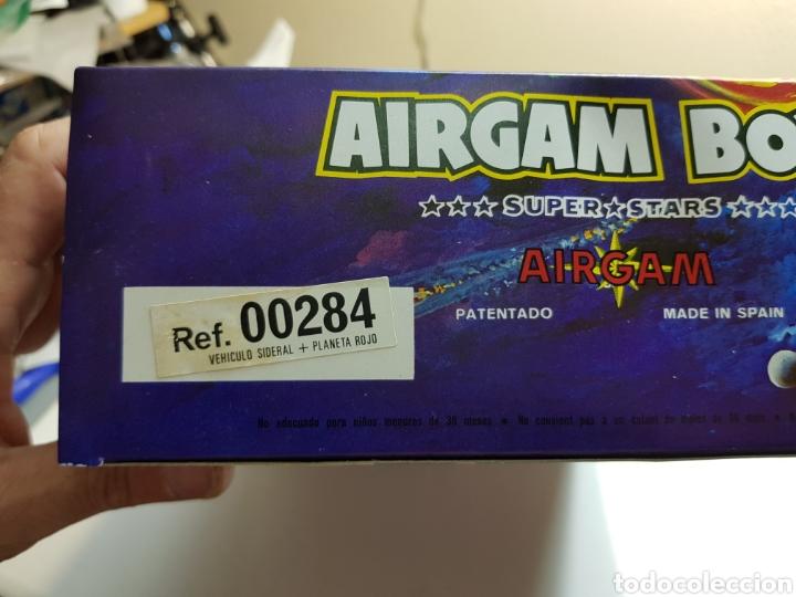 Airgam Boys: Airgam Boys Espacio Ref.00284 vehículo sideral+planeta rojo en su blister - Foto 2 - 133151183
