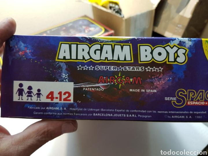 Airgam Boys: Airgam Boys Espacio Ref.00284 vehículo sideral+planeta rojo en su blister - Foto 3 - 133151183