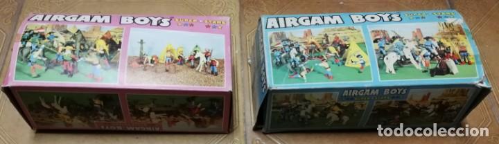 Airgam Boys: LOTE DE 2 CAJAS AIRGAMBOYS TIENDAS INDIAS. REF. 00002. CON SU TOTEM, UNA DE ELLAS EN SU CAJA CORRESP - Foto 5 - 133288358