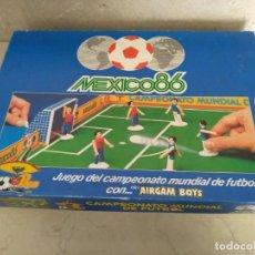 Airgam Boys: JUEGO AIRGAMBOYS MINI AIRGAM MEXICO 86 RARO DIFICIL MIRAR FOTOS UNICO EN TODOCOLECCION. Lote 133708874