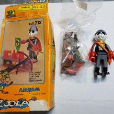 Airgam Boys: AIRGAM ZOOLAND SIN ABRIR EN CAJA ORIGINAL. Lote 133754241