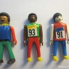 Airgam Boys: LOTE 3 MIN IAIRGAMBOYS COLACAO OLIMPIADAS LOS ANGELES 1984. Lote 139665242