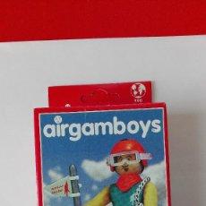 Airgam Boys: AIRGAMBOYS AIRGAM BOYS REEDICION ESCALADOR ALPINISTA MAS AIRGAMBOYS EN VENTA. Lote 139707882