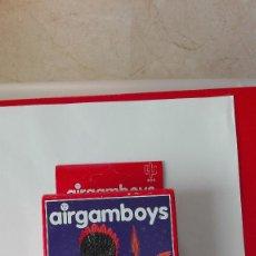 Airgam Boys: AIRGAMBOYS AIRGAM BOYS REEDICION OESTE TORO SENTADO MAS AIRGAMBOYS EN VENTA. Lote 139708430