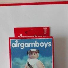 Airgam Boys: AIRGAMBOYS AIRGAM BOYS REEDICION JULIO CESAR MAS AIRGAMBOYS EN VENTA. Lote 139708546
