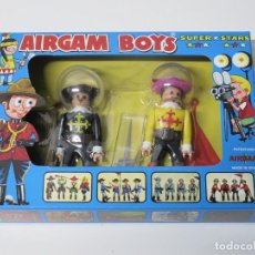 Airgam Boys: AIRGAM BOYS MOSQUETEROS D´ARTAGNAN EN CAJA SIN USAR REF. 07201.. Lote 140057994