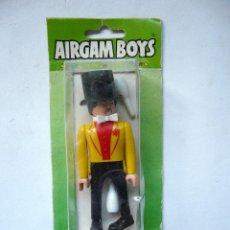 Airgam Boys: AIRGAM BOYS - BLISTER - NUEVO - MALABARISTA - AIRGAMBOYS - REF: 31100 - SERIE CIRCO - ORIENTAL. Lote 140510438