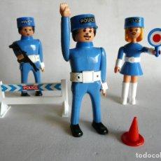 Airgam Boys: AIRGAM BOYS - POLICIAS - GENDARMES -MISS AIRGAM -AIRGAMBOYS - CONTROL POLICIAL. Lote 142231277
