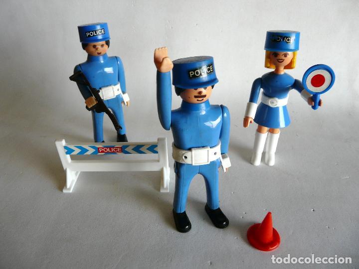 Airgam Boys: AIRGAM BOYS - POLICIAS - GENDARMES -MISS AIRGAM -AIRGAMBOYS - CONTROL POLICIAL - Foto 2 - 142231277