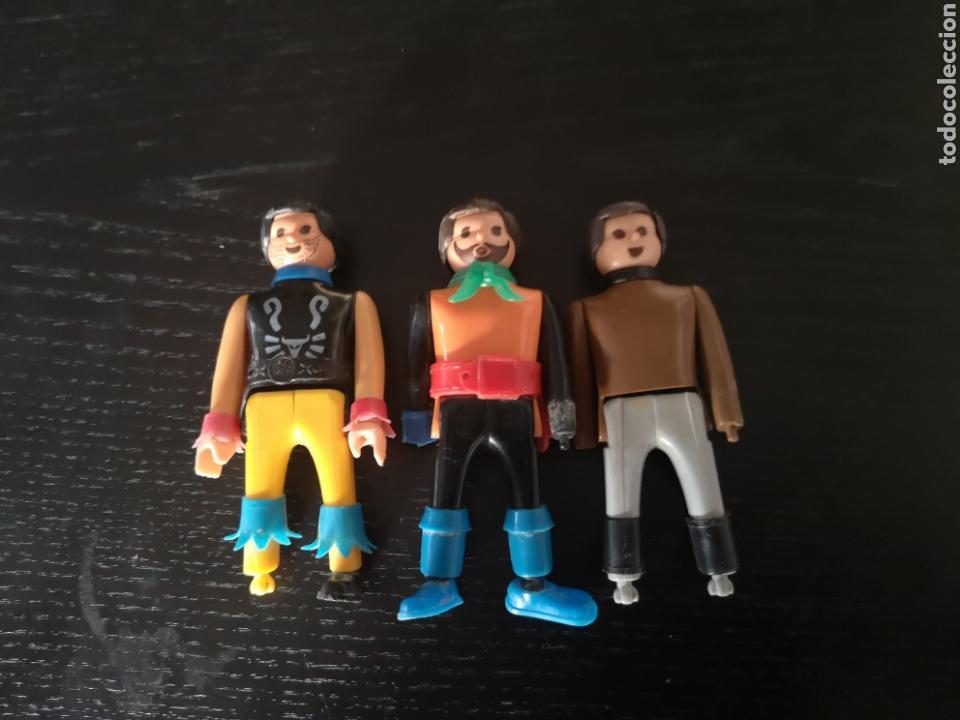 LOTE DE 3 AIRGAM BOYS DE AIRGAM (Juguetes - Figuras de Acción - Airgam Boys)