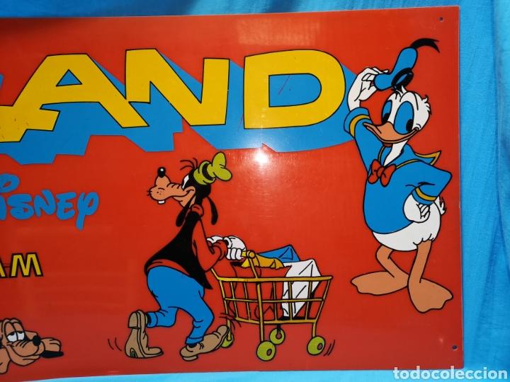 Airgam Boys: Antiguo cartel zooland Walt Disney airgam. Ideal coleccionistas - Difícil - Foto 4 - 142928949